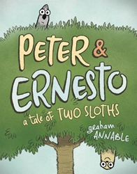 Picture of Peter & Ernesto Tale of Two Sloths HC