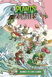 Picture of Plants vs Zombies Rumble at Lake Gumbo HC