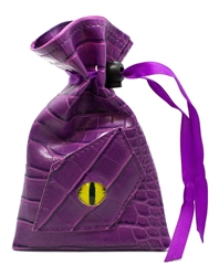 Picture of Dragon Eye Purple Dice Bag
