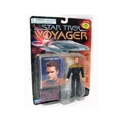 Picture of Star Trek Voyager Lt. Carey Action Figure