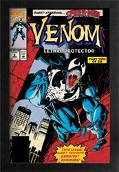 Picture of Venom Lethal Protector Framed Print