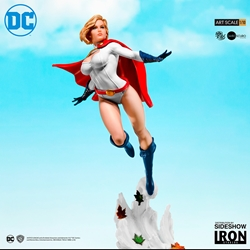 Picture of Power Girl Iron Studios Statue