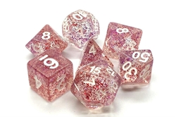 Picture of Dice Particles Array of Stars 7-Dice Set