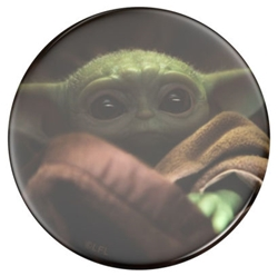 Picture of Star Wars Mandalorian Baby Yoda PopSocket Phone Grip