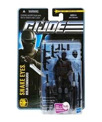 Picture of G.I. Joe Snake Eyes Ninja Commando No. #1101