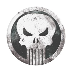 Picture of Marvel Punisher PopSocket Phone Grip