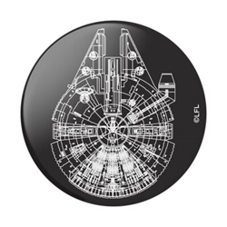 Picture of Star Wars Millennium Falcon PopSocket PopGrip