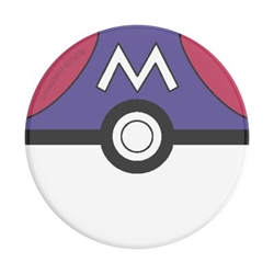 Picture of Pokemon Master Ball PopSocket PopGrip