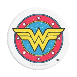 Picture of DC Wonder Woman Glitter PopSocket PopGrip