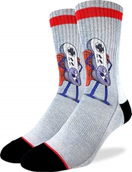 Picture of Men's Super NES Socks Size 8-13
