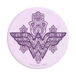 Picture of DC Wonder Woman Batik PopSocket PopGrip