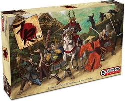 Picture of 7 Ronin Board Game