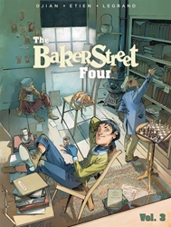 Picture of Baker Street Four Vol 03 SC