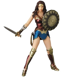 Picture of Wonder Woman MAFEX Action Figure