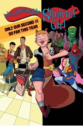 """Picture of Unbeatable Squirrel Girl #1 Henderson 24"""" x 36"""" Poster"""