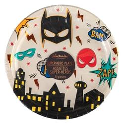 Picture of Superhero Plates
