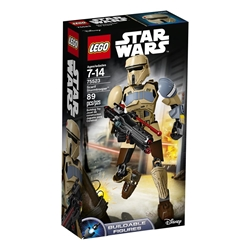 Picture of Lego Star Wars Constraction Scarif Stormtrooper 75523