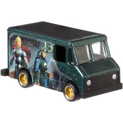 Picture of Hot Wheels Concept Art Series Diecast Marvel Studios Thor Combat Medic