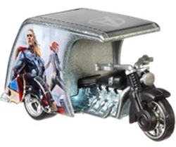 Picture of Hot Wheels Concept Art Series Diecast Marvel Studios Avengers 3D-Livery
