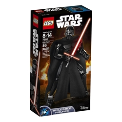 Picture of LEGO Construction Star Wars Kylo Ren 86 Pieces