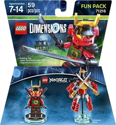 Picture of Lego Dimensions Nya Set
