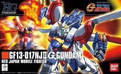 Picture of Gundam God GF13-017NJII 1/144 HG Model Kit