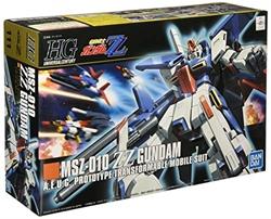 Picture of Gundam MSZ-010 ZZ HG 1/144 Model Kit