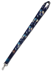 Picture of Dragon Ball Fighterz Vegeta Lanyard
