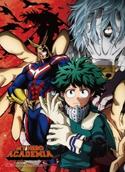 Picture of My Hero Academia Group Wall Scroll