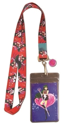 Picture of Sailor Moon S Sailor Pluto Lanyard