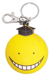 Picture of Assassination Classroom Yellow Koro Sensei PVC Keychain
