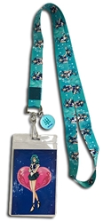 Picture of Sailor Moon S Sailor Neptune Lanyard
