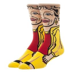 Picture of Golden Girls Blanche 360 Crew Sock