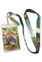 Picture of Dragon Ball Super Broly Lanyard