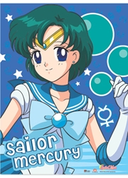 Picture of Sailor Mercury Wall Scroll