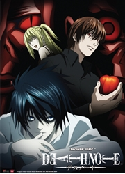 Picture of Death Note Mind Game Wall Scroll