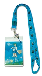 Picture of Sailor Moon R Sailor Mercury Lanyard