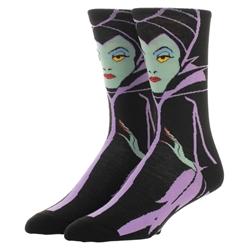 Picture of Disney Maleficent 360 Crew Sock