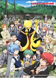 Picture of Assassination Classroom Wall Scroll