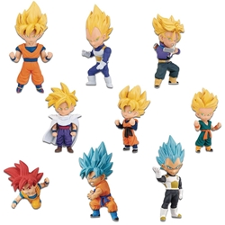 Picture of Dragon Ball Super Saiyan Blind Box Figure