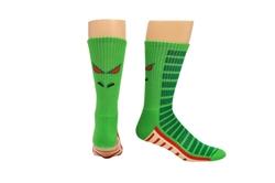 Picture of Dragon Ball Super Shenron Athletic Crew Socks