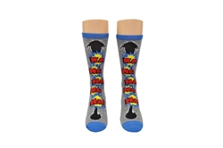 Picture of Dragon Ball Super Kamehameha! Crew Socks