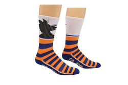 Picture of Dragon Ball Super Goku Silhouette Athletic Crew Socks