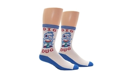 Picture of Dig Dug Crew Sock