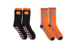 Picture of Dragon Ball Super Streetwear 2 Pair Pack Crew Socks