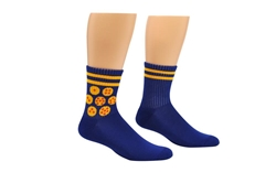 Picture of Dragon Ball Super Dragon Balls Athletic Anklet Socks