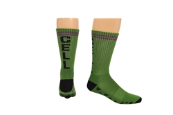 Picture of Dragon Ball Z Cell Athletic Crew Sock
