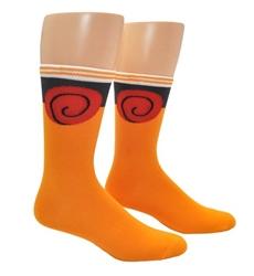 Picture of Naruto Shippuden Symbol Crew Sock