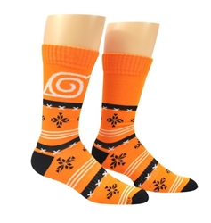 Picture of Naruto Shippuden Holiday Athletic Crew Sock