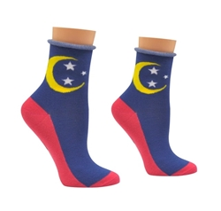 Picture of Sailor Moon Rollcuff Anklet Socks